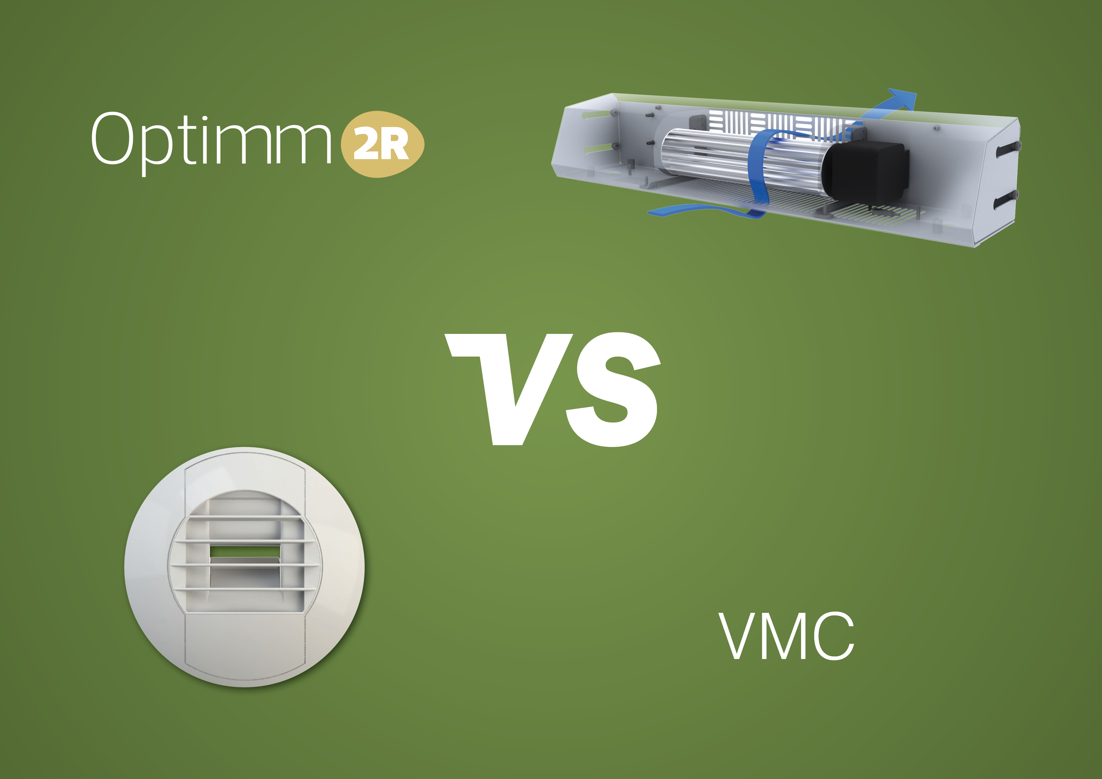 VMC versus Optimm2R